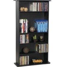 Atlantic Drawbridge CD & DVD Multimedia Cabinet 37935726