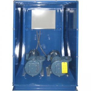 APC by Schneider Electric Dual Pump Package 2 HP 208-230V/3/60Hz, Flowrate 34 Gpm ACPP2320