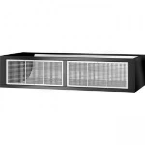 "APC by Schneider Electric Uniflair Sub Base Plenum 500mm (20"") Front Discharge Frame Size 3 - Raven Black ACSB76167"