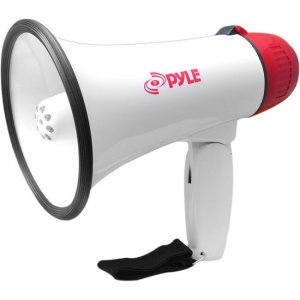 PyleHome Professional Megaphone / Bullhorn with Siren & LED Lights PMP37LED