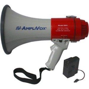 AmpliVox Mity-Meg 15-Watt Rechargeable Megaphone SB601R