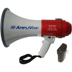 AmpliVox Mity-Meg 25-Watt Megaphone SB602R