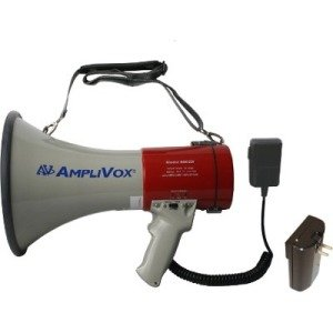 AmpliVox Mity-Meg Plus Megaphone SB602MR