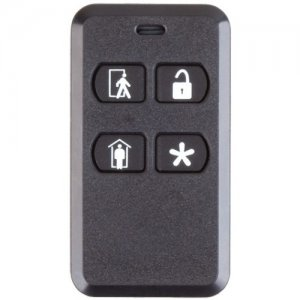 2GIG 4-Button Key Ring Remote 2GIG-KEY2-345