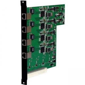 SmartAVI 4-Port HDBaseT Cat5e/6 Output Card MXC-UH4PO MXC-UH-4O