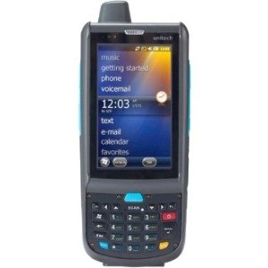 Unitech Rugged Handheld Computer (Windows) PA692-H8F2QMDG PA692