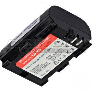 Dantona Battery CAM-LPE6