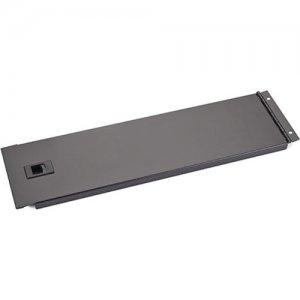 "Black Box IT Rackmount Hinged Blanking Panel - 3U, 19"", Black RMTB03-H"