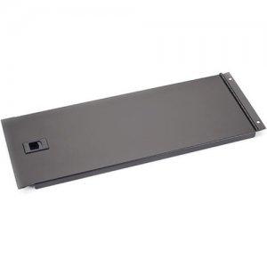 "Black Box IT Rackmount Hinged Blanking Panel - 4U, 19"", Black RMTB04-H"