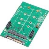 "SYBA 3.5"" SATAIII to M.2 SSD RAID Adapter SY-ADA40102"