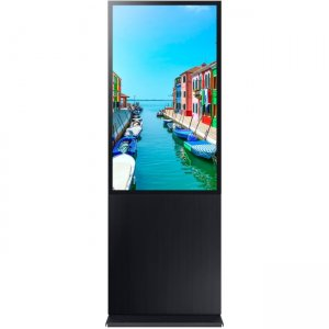 Samsung Simplify Outdoor Signage Installation with a Thin and Easy-to-install Enclosure STN-E55D