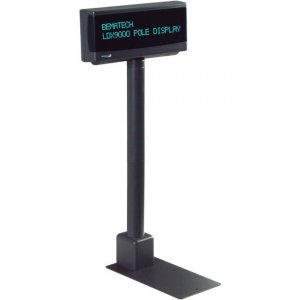 Bematech Pole Display LDX9000-PT-GY LDX9000