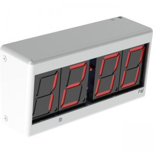 CyberData PoE Digital Clock 011313