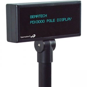 Bematech Pole Display PDX3000U-BK PDX3000