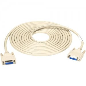 Black Box DB15 Thumbscrew Cable - Female/Female, 20-ft EGM16T-0020-FF