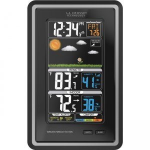 La Crosse Technology Wireless Color Weather Station 308-1425C