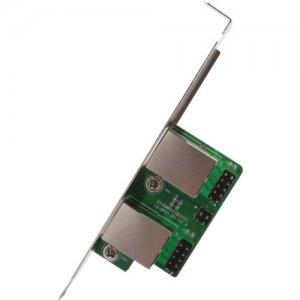 SYBA Mini PCI-Express 2-Port Gigabit Ethernet Card SI-MPE24046