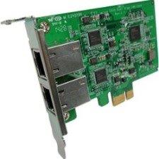 QNAP Dual-Port 1 GbE Gigabit Network Expansion Card LAN-1G2T-I210