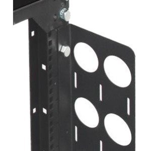 """Rack Solutions 55U, 5"""" Vertical Cable Organizer 137-1707"""