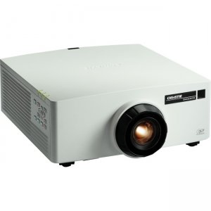 Christie Digital 1DLP, WUXGA, 6,750 Lumen Laser Projector - White 140-049104-01 DWU630-GS