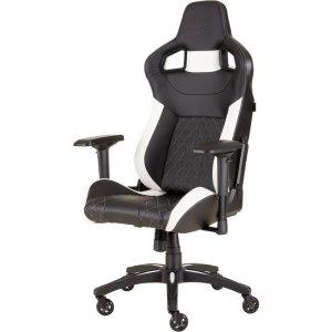 Corsair T1 RACE 2018 Gaming Chair - Black/White CF-9010012-WW