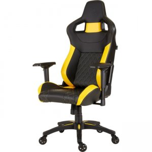 Corsair T1 RACE 2018 Gaming Chair - Black/Yellow CF-9010015-WW