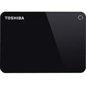 Toshiba Canvio Advance Portable External Hard Drive HDTC920XK3AA