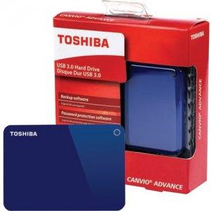 Toshiba Canvio Advance Portable External Hard Drive HDTC920XL3AA