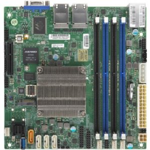 Supermicro Server Motherboard MBD-A2SDI-4C-HLN4F-O A2SDi-4C-HLN4F