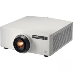 Christie Digital 1DLP, HD, 6,125 Lumen Laser Projector - White 140-048103-01 DHD630-GS