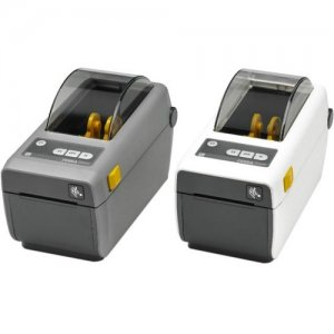 Zebra Direct Thermal Desktop Printer - Healthcare Model ZD41H22-D01000EZ ZD410