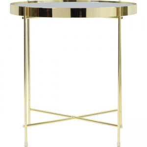urb SPACE Ritz Side Table - Gold 82008014