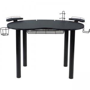 Atlantic Eclipse Gaming Desk - Black 82050334