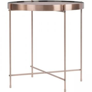 urb SPACE Ritz Side Table - Rose Gold 82008016