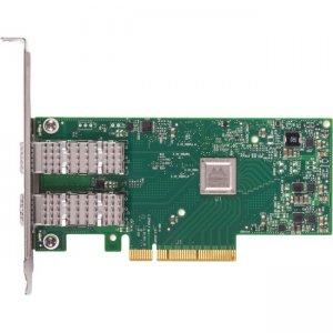 Mellanox ConnectX-4 Lx EN, 2-port IC, 25GbE, PCIe 3.0 x8, 8GT/s (ROHS2 R6) MT27712A0-FDCF-AE