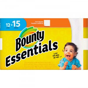 Bounty Essentials Paper Towel Rolls 75719 PGC75719