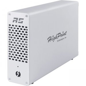 HighPoint RocketStor Thunderbolt 3 to PCIe 3.0 x16 Expansion Chassis RS6661A 6661A