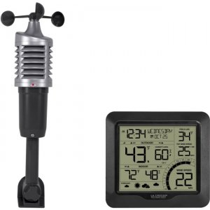 La Crosse Technology Professional Wind Speed Weather Station 327-1417BW