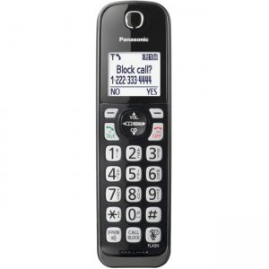 Panasonic DECT 6.0 Plus Additional Digital Cordless Handset for KX-TGD Series KX-TGDA51M
