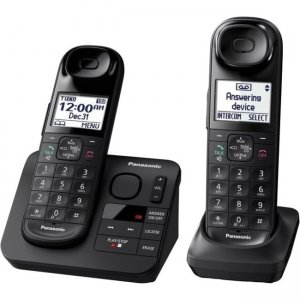 Panasonic Duo Cordless Phone KX-TGL432B