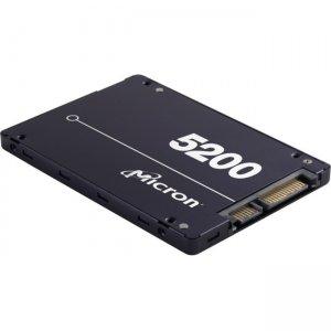 Micron 5200 Series of SATA SSDs MTFDDAK480TDN-1AT16A 5200 MAX