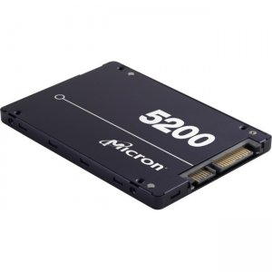Micron 5200 Series of SATA SSDs MTFDDAK960TDN-1AT16A 5200 MAX