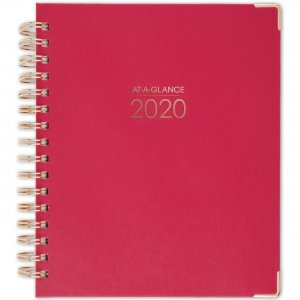 At-A-Glance Harmony Hardcover Weekly/Monthly Planner 609980559 AAG609980559