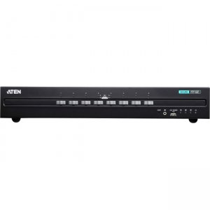 Aten 8-Port USB HDMI Dual Display Secure KVM Switch (PSS PP v3.0 Compliant) CS1148H