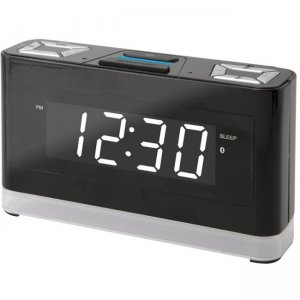 iLive Platinum Voice Activated Clock with Amazon Alexa ICWFV428B