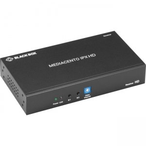 Black Box MediaCento IPX HD Extender Receiver - HDMI-Over-IP VX-HDMI-HDIP-RX