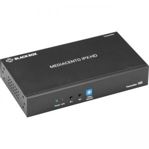 Black Box MediaCento IPX HD Extender Transmitter - HDMI-Over-IP VX-HDMI-HDIP-TX