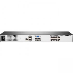 HPE 1x1x8 G4 KVM IP Console Switch Q1P54A