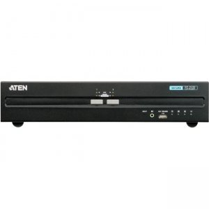Aten 2-Port USB DisplayPort Dual Display Secure KVM Switch (PSS PP v3.0 Compliant) CS1142DP