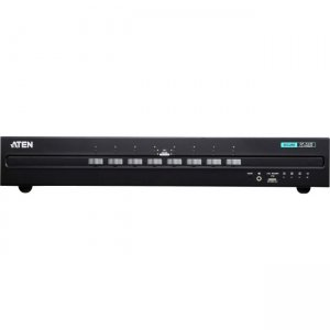 Aten 8-Port USB DisplayPort Dual Display Secure KVM Switch (PSS PP v3.0 Compliant) CS1148DP